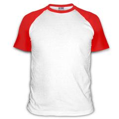 Мужская футболка реглан на Printdirect — перейти к редактированию и добавить на нее свой дизайн
