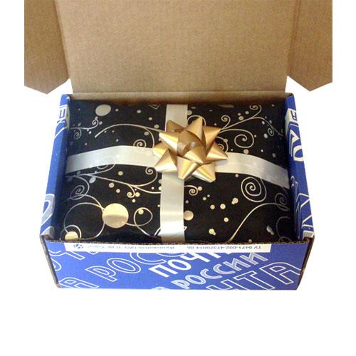 Подарочная упаковка почтового заказа на Printdirect