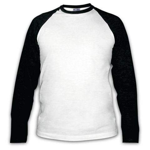 Сделай футболку с длинным рукавом со своим дизайном на Printdirect